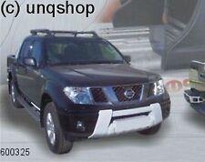 Nissan Navara D40 & Pathfinder R51 Front bumper spoiler Bull Bar Nudge