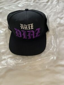 Ufc Nate Diaz Reebok Ufc 244 Event Hat