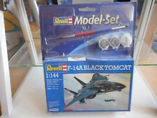 Modelkit Revell F-14A Black Tomcat on 1:144 in Box