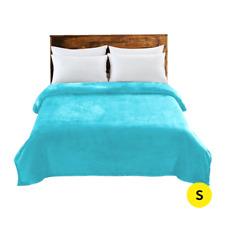 Dreamz BK1001-S-TL Mink Blanket Warm Throw - Teal