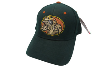 New Zephyr Bogalusa Toads Booger Fitted Size 6 3/4 Hat