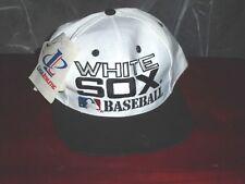 Vintage CHICAGO WHITE SOX BASEBALL Logo Athletic Snapback Hat