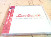 THE BEST OF LOVE SOUNDS UICY-15237 JAPAN CD OBI E100-06