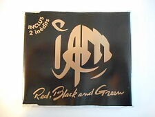 IAM : RED, BLACK AND GREEN (+  2 INEDITS ) [ CD-MAXI PORT GRATUIT ]