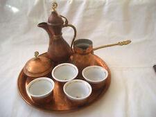 Kaffee- & Teegeschirr aus Messing (ab 1945)