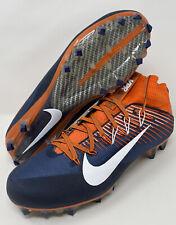 Nike Vapor Untouchable 2 Football Cleats Broncos Orange 10.5 New 835646-810