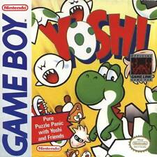 Yoshi Gameboy Great Condition Fast Shipping