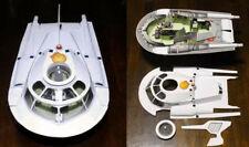 Proteus magical journey of the spacecraft 3D paper model Paper model kit