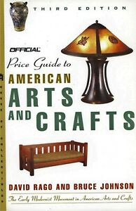 Arts and Crafts Movement - Metalware Furniture Pottery Etc. / Scarce Book