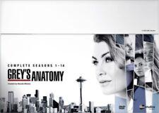 GREYS ANATOMY S1 14 DVD BOX SET