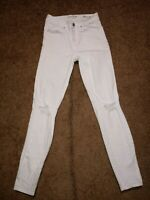 Bullhead Denim Women's Size 25 Mid Rise Skinniest Ankle