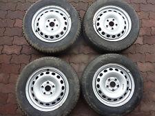 4x Winter Kompletträder VW Golf 5/6 Touran Caddy Seat Skoda 195/65 R15 91T ET-47