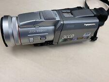 Panasonic NV-MX350B 3CCD MiniDv Camcorder - Read Description