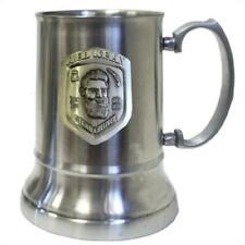 Stainless Steel Beer Mug Stein Ned Kelly Gift Boxed