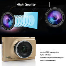 3'' Full HD 1080P Car DVR Dash Camera Video Cam G-sensor Night Vision Recorder