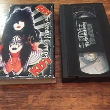 KISS the second coming VHS live concert footage ROCK n ROLL gene simmons