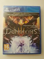 Dungeons III (Sony PlayStation 4, 2017) PS4 *BRAND NEW*