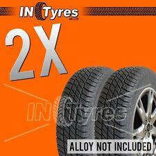 2x 185//65r15 UG4 Winter Tyres Pair of 185 65 15 U G 4 Racing Two 1856515  x2