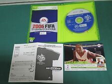 Xbox360 -- FIFA WORLD CUP GERMANY 2006 -- JAPAN. GAME. Work. 47218