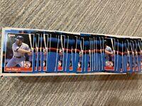 1988 Donruss #153 Wade Boggs Boston Red Sox HOF Lot of 50 NRMT/MINT