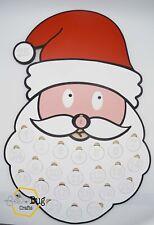 More details for advent calendar, santa claus, reusable, sustainable, handmade, painted, children