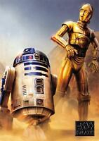 Star Wars Galaxy 2018 BASE Trading Card #63 / THE DROID'S JOURNEY