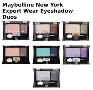 "Maybelline New York Expert Wear Eyeshadow Duos,""CHOOSE YOUR SHADE!"""