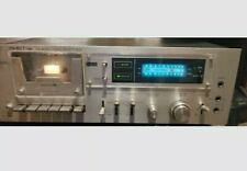 New ListingVintage Rare Project/One Fld-4050 Stereo Cassette Deck Tested Needs Belt