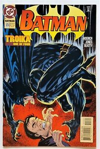 Batman #515 (Feb 1995, DC) VF/NM