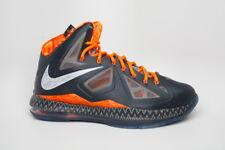 Nike Lebron 10 X BHM Cleveland Cavs 583109 001 Air Jordan sz 9.5