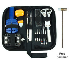 Remover Spring Bar Tool - Carrying Case Watch Repair Tool Kit Case Opener Link