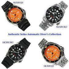 Seiko Automatic Dive Watch SKX011 SKX011J1 SKX011J2 SKX013 SKX013K1 SKX013K2