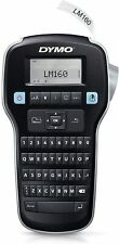 Dymo LabelManager 160 Mono Label Maker With D1 Standard Labelling Tape 12mmx 3m