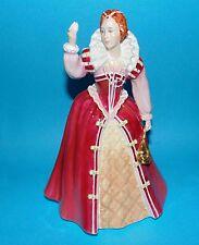 ROYAL DOULTON Figurine 'Queen Elizabeth 1st' HN3099 LTD ED 1st Quality