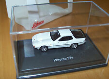 Modell Schuco Porsche 924 - DIE CAST, Metall, EDITION 1:87 (für H0)