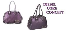 DIESEL WOMEN'S  CORE CONCEPT OMEGA PURPLE HANDBAG