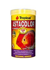 Fish food ASTACOLOR Tropical 100 ml, 500 ml
