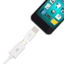 2XNew USB 3.1 Type C Male to Micro USB Female Converter Adapter For Tablet Phone