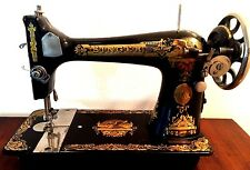 SINGER Model 127 Sewing Machine Head for Treadle or Hand Crank~Sphinx Decal