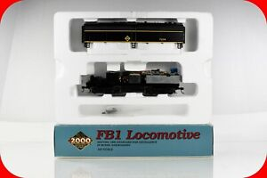 HO Scale ERIE #725-B FB1 Diesel Locomotive, Life-Like PROTO 2000 Limited Edition