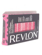 Revlon Nail Art Style Strips LIPS AND TIPS 16 STRIPS #FLAMING FISHNETS #565
