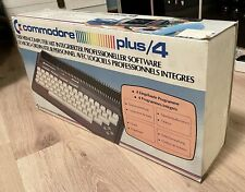 RARE Commodore Plus 4 BRAND NEW in original packaging and warranty sealed