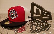 59FIFTY New Era Salem San Bernardos Red/White Copa de la Diversion Fitted Hat