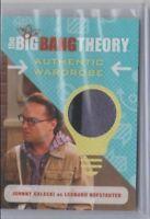 The Big Bang Theory Season 6 & 7 Wardrobe Trading Card Johnny Galecki #M20