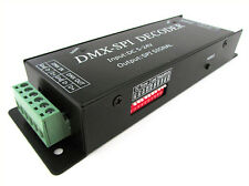 Convertitore DMX SPI Decoder Converter IC WS2811 WS2801 LPD6803 TM1803 TM1809 TM