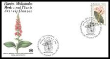Nations Unies (Plantes Médicinales) 1990 FDC - 3