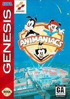 Animaniacs (Sega Genesis, 1994) CIB