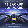 Acronis True Image 2017 PC Mac Mobile (3 Devices) - CD Sleeve - Brand New