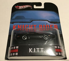 Hot Wheels Entertainment Series K.I.T.T. Knight Rider Pontiac Firebird Trans Am