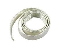 Silca Original Dichtband Glas Band Ofenrohr 20x2 mm selbstklebend 1m Weiß Neu